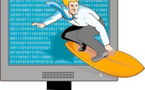 网上冲浪赚钱,一个时代的变迁