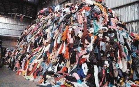 回收旧衣服一年赚200万这事是不是真的?